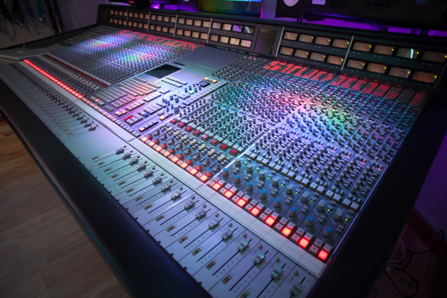Online Ssl Mixing For Your Album Or Ep The Silk Mill