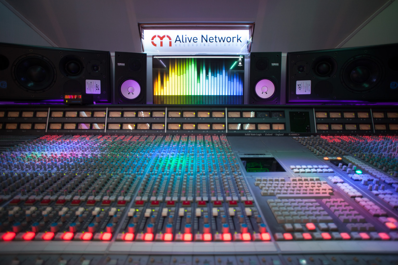 ssl-recording-studio-uk