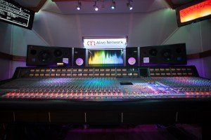 SSL 4000 G+ Mix Room UK