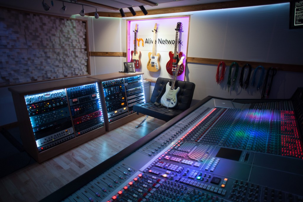 The Silk Mill Recording Studios Equipment List