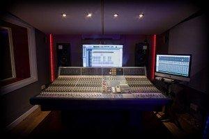 Neve VR Recording Studio