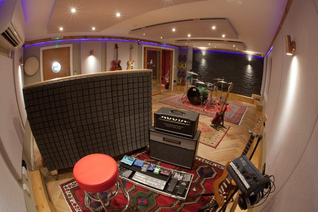 The Silk Mill Recording Studios