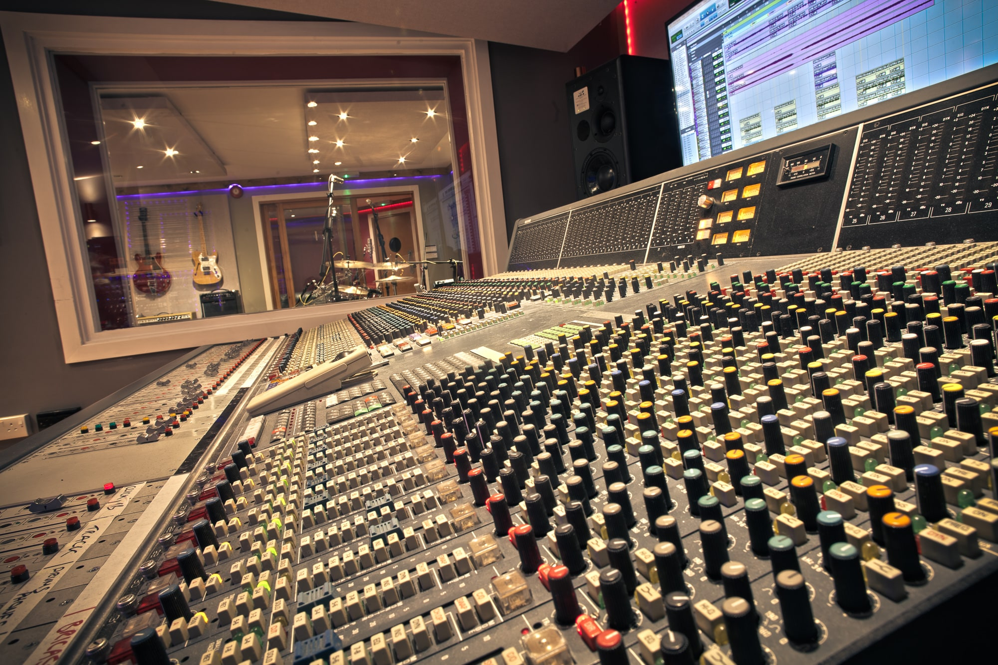 Neve Recording Studio UK